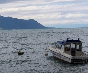boat, montreux, and explore image