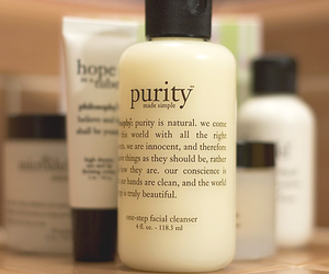 purity and cosmetics image