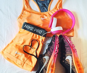 sport, fitness, and shoes image