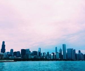 city, beautiful, and sea image