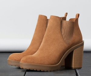 Bershka, boots, and shoes image