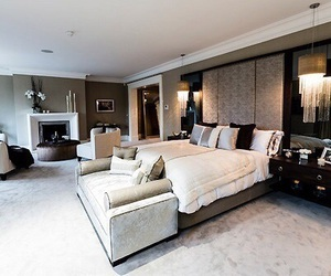 house, luxury, and room image