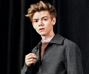 thomas brodie-sangster and the maze runner image