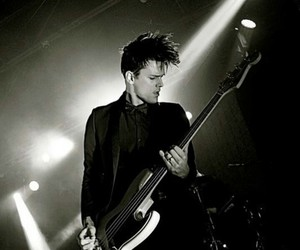 bass, panic at the disco, and patd image