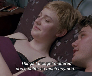 quotes, movie, and now is good image