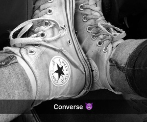 converse, 💗, and fashion image
