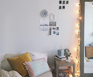 bedroom, boho, and dream room image