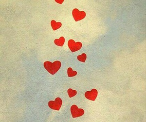 heart, cute, and corazónes image
