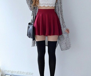 cardigan, I love it, and outfit image