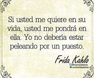 Frida, frases, and girl image