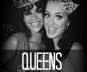 celebrities, katy perry, and queens image
