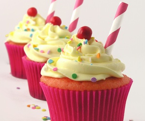 cupcakes, gateaux, and sucre image