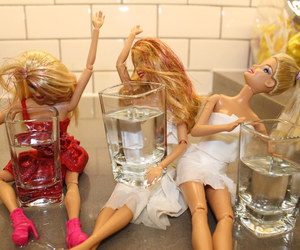 barbie and vodka image