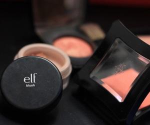 elf, makeup, and blush image