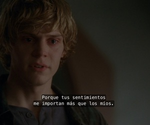 evan peter, tate, and murder house image