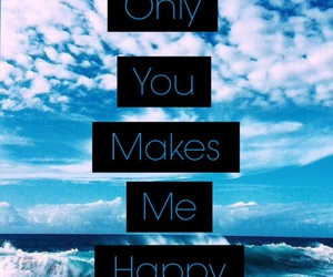happy, makes, and me image