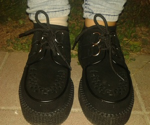 creepers, fashion, and moda image