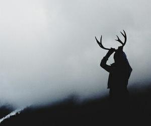 grunge, pale, and dark image