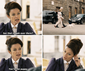 doctor who, the magician's apprentice, and missy image