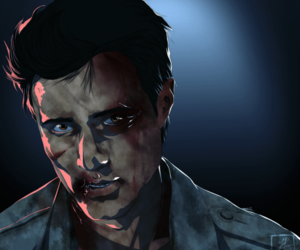 game, mike, and until dawn image