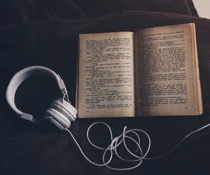 book and music image