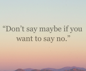 quote, maybe, and no image