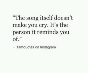 song, cry, and heartbreak image