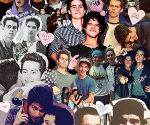 boy and teen wolf image