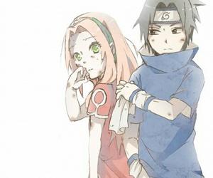 naruto, anime, and sasuke uchiha image