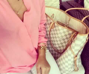 accessories, girly, and bag image
