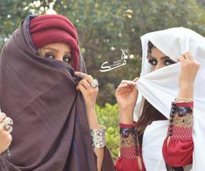 beauty, libyan, and girls image