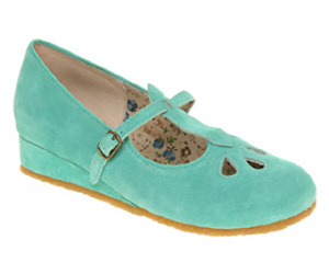 shoes, suede, and turquoise image