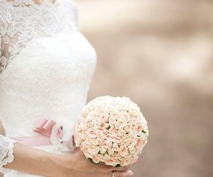 beautiful, flowers, and drees image
