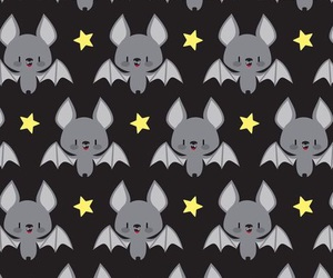 Halloween, background, and pattern image
