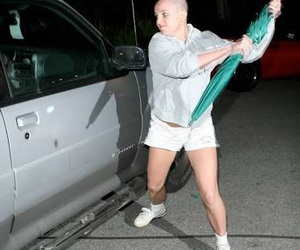 britney spears and umbrella image