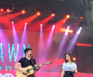shawn mendes, boy, and girl image