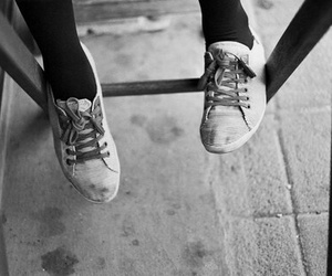 vintage, shoes, and indie image