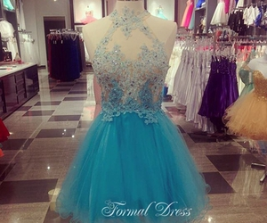 mini, prom dress, and prom gown image