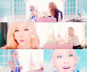 girl group, girls generation, and kpop image