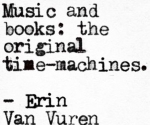 books and music image