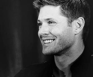 supernatural, Jensen Ackles, and smile image