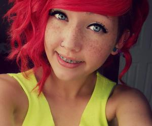 Young teen girls with braces captions