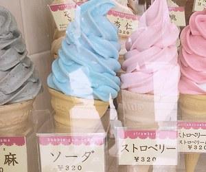 ice cream, food, and japan image