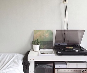 aesthetic, bedroom, and bedroom decoration image