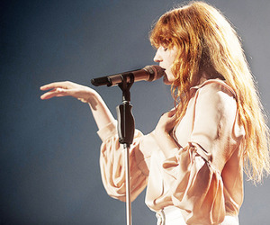 florence + the machine, how beautiful, and how big image