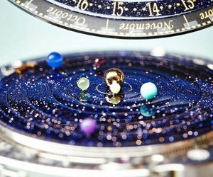 blue, galaxy, and luxury image