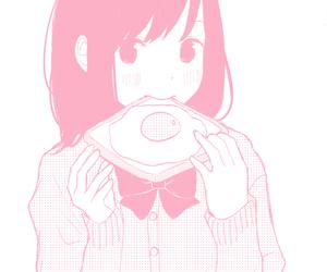 girl, kawaii, and pastel image