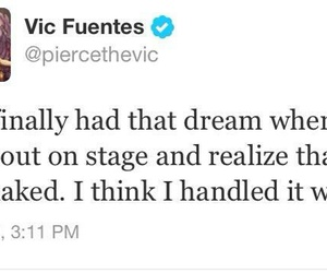 bands, pierce the veil, and tweet image