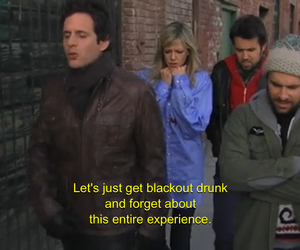 drunk, forget, and quote image
