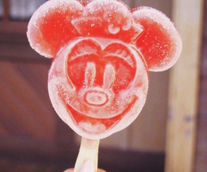 disney, food, and minnie image